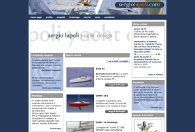 Sergio Lupoli Yacht Design