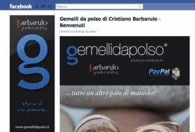 Gemelli da polso di Cristiano Barbarulo
