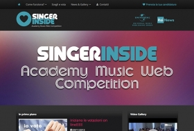 Singer Inside - Academy Music Web Competition
