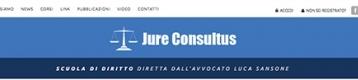 Jure Consultus - Scuola di Diritto