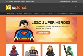 BRIX PLANET - Lego Custom Figure World Shop